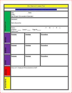 early childhood lesson plan template 1000 images about curriculum matters on early