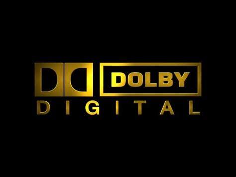 dolby digital intro hd youtube