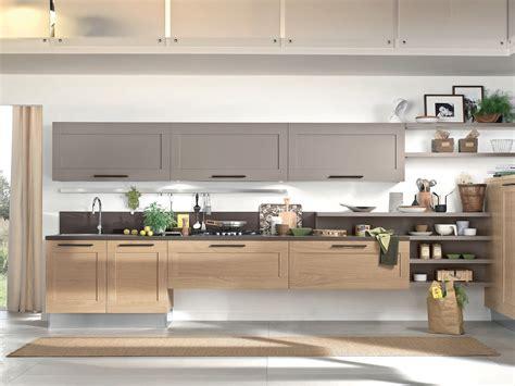 maniglie cucine gallery cucina con maniglie by cucine lube