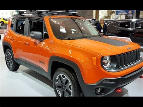2017 jeep orange 2017 jeep renegade trailhawk 4x4 omaha orange