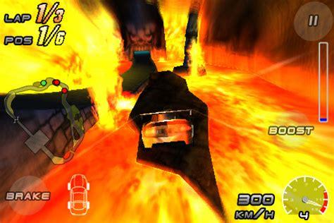 raging thunder 2 takes high octane arcade racing cross