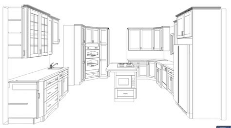 how to draw a kitchen floor plan our kitchen floor plan a few more ideas andrea dekker