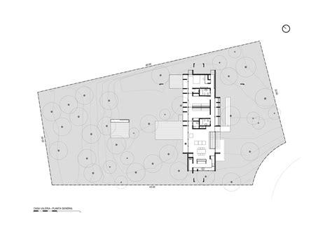 rectangular house floor plans 190 sqm four bedroom exposed concrete house design