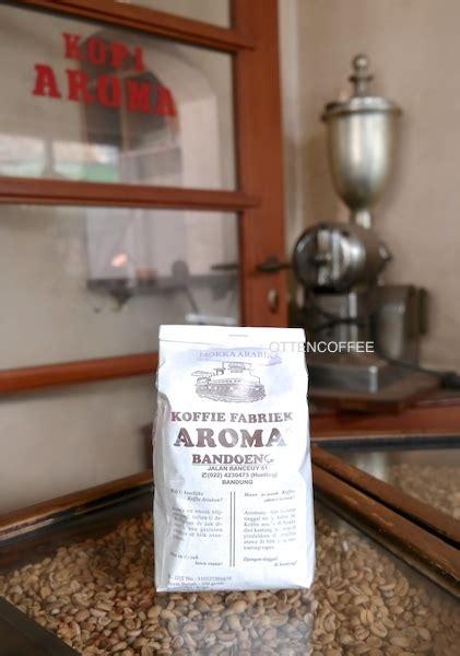 Kopi Aroma Bandung Rasa Robusta Alami Langsung Pabrik pabrik kopi aroma quot kopi rasa masa lalu quot majalah otten