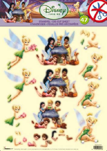 step by step decoupage 47 tinkerbell 3d die dut step by step decoupage jacques
