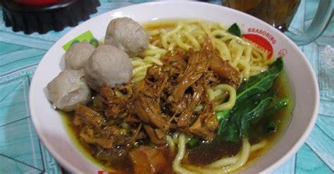 bakso membuat gemuk mie ayam bakso pak jenggot spaghetti ala jawa mas feb