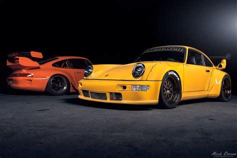 porsche rwb 996 1989 porsche rwb quot don julio quot with 996 turbo internals oc