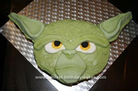 Coolest Master Yoda Birthday Cake 20 Yoda Cake Template
