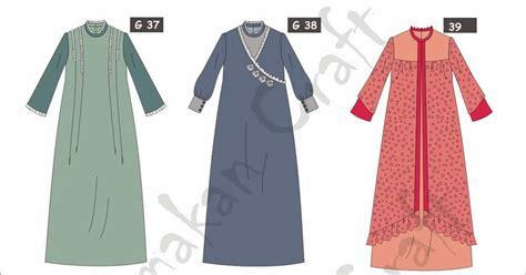 nama kertas untuk membuat pola baju creativity tutorial news model gamis elegan baru