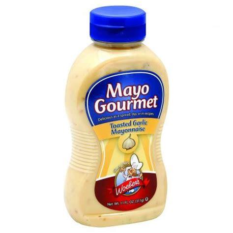 Gourmet Mayonais woeber s mayo gourmet mayonnaise cool dill 11 fl oz