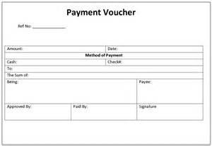 voucher check template 6 free voucher templates excel pdf formats