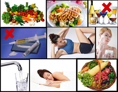 Tips On How To Keep To Your Diet by Healthy Foods Are A Must For A Younger Look