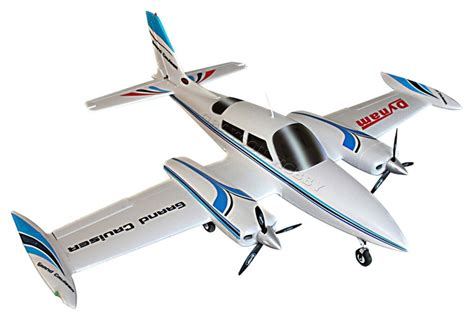 Dynam Cessna 310 Grand Cruiser 1280mm Motor Retrac Murah dynam grand cruiser w retracts engine brushless rtf