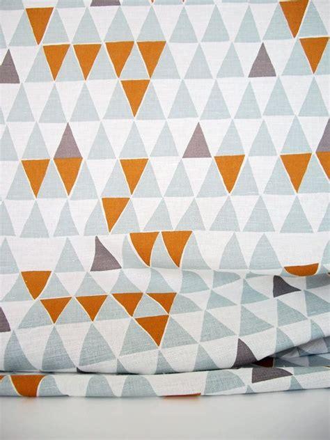 triangle pattern curtains best 25 scandinavian fabric ideas on pinterest fabric
