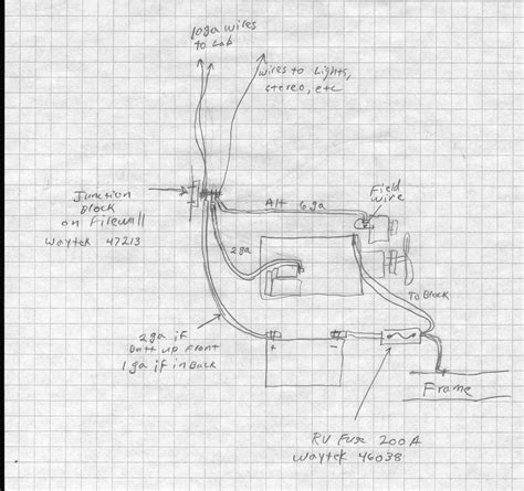 chevrolet starter wiring diagram basic chevrolet