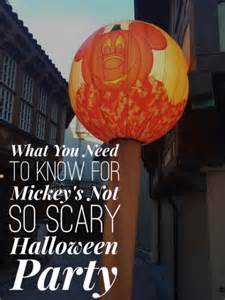 mickeys not so scary halloween party tickets disney s mickey s not so scary halloween party what you