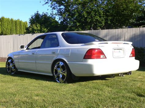 acura rick acura tl rick edition 20in spinners acurazine