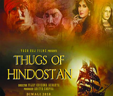 filme schauen thugs of hindostan thugs of hindostan trailer to be launched