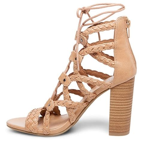target gladiator sandals s kolbi braided ghillie heeled gladiator sandals