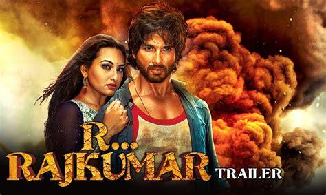 film rambo rajkumar motarjam r rajkumar official theatrical trailer shahid kapoor