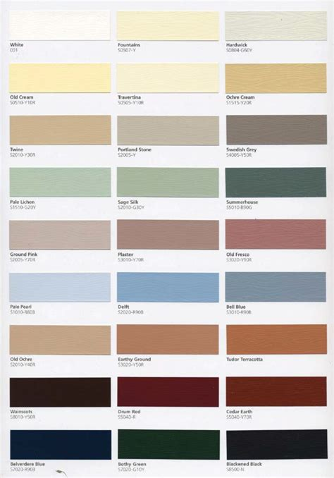 jotun paint color chart ideas custom color chart for gutters and downspouts best jotun