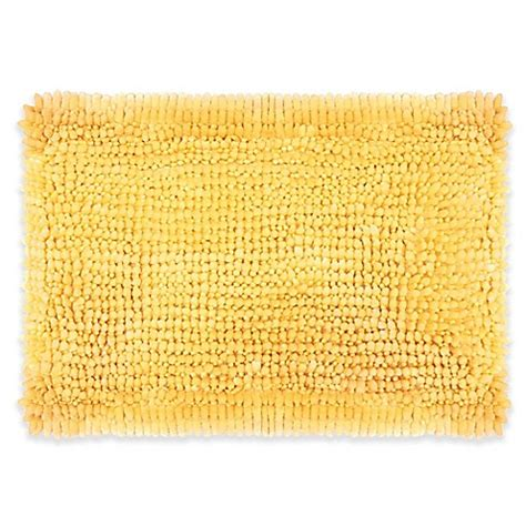 chenille bathroom rugs laura ashley 174 butter chenille bath rug bed bath beyond