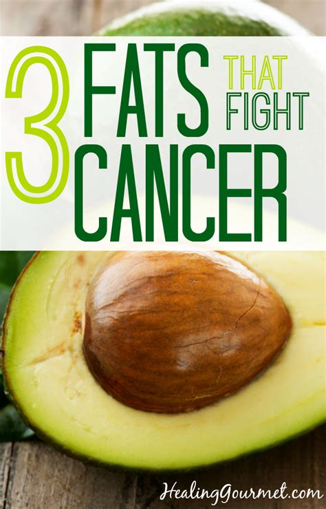 3 healthy fats 3 healthy fats that fight cancer