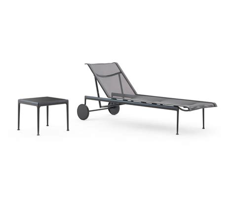 chaises knoll 1966 adjustable chaise lounge black sun loungers from