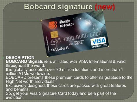 bank of baroda debit and credit card