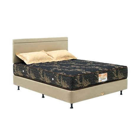Kasur Vienna 200x200x17 Cm Musterring Bed jual prima mebel musterring vienna t28 chicago style