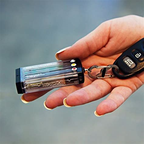 compact key holder pocket slide starter bundle organizer
