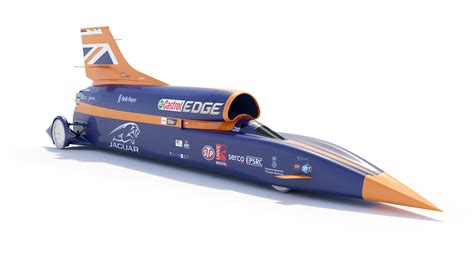 land speed record bloodhound ssc castrol sets its sights on 22nd world