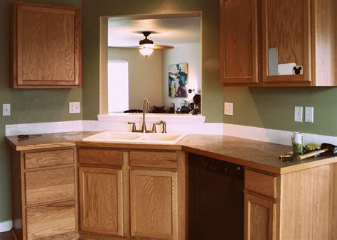 Wooden Kitchen Countertops Cheap Countertop Ideas For Your Kitchen