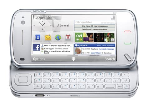 Nokia N97 Successor Of N96 Is A Touchscreen Mobile Pc In The N Series | nokia n97 touch screen binbert