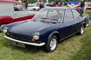 Fiat 124 Wiki Fiat 124 Sport Coup 233
