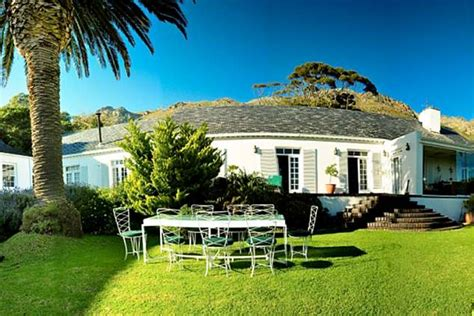 Peaceful Oaks Bed And Breakfast Manor On The Bay Gordon S Bay Accommodation Gordon S