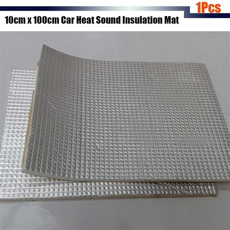 aliexpress buy 1pcs aluminum foil car sound