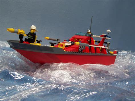 lego boat full size brickshelf gallery city fire boat 7906 016 jpg