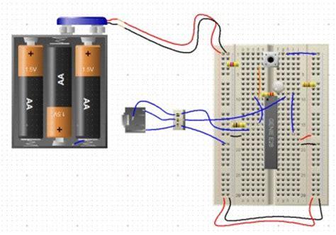 circuit wizard breadboard circuit wizard breadboard 28 images 555 monostable circuit wizard breadboard practical