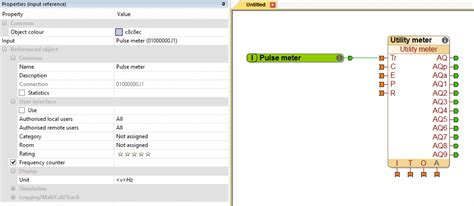 documentation loxone config utility meter function block