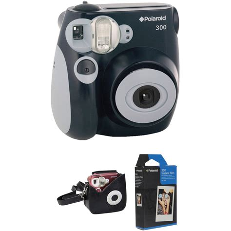 polaroid 300 instant polaroid 300 instant with carrying and