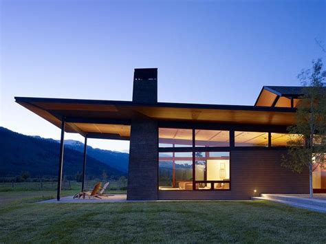 wyoming house modern twist to a traditional wyoming country home