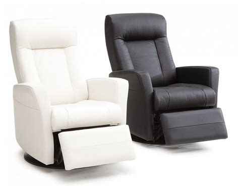 leather recliner modern modern swivel recliner options homesfeed