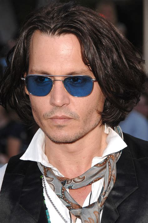 johnny depp and biography yahoo