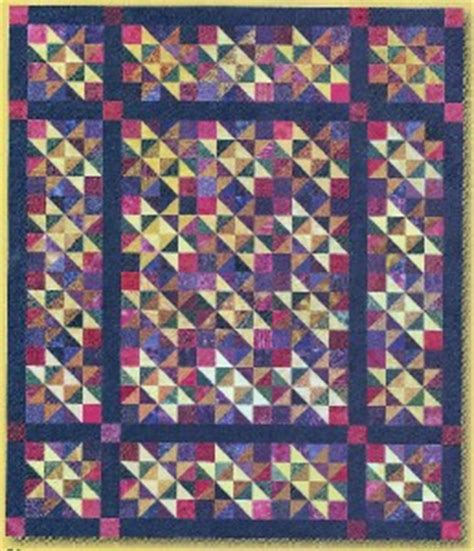 Bayside Quilting by Applique Pattern Poppy Quilt 171 Free Knitting Patterns
