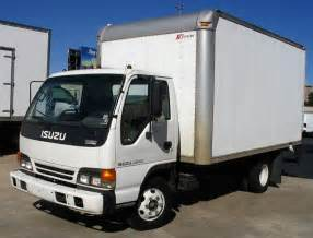Npr Isuzu 2001 White Isuzu Npr Box Truck Picture Photos Of Isuzu
