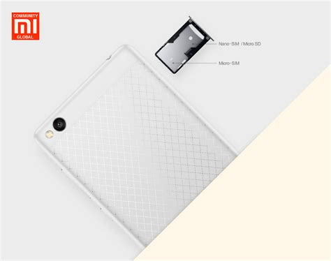 Sim Tray Xiaomi Redmi 4x Slot Sim Tempat Kartu Sim 7 facts about redmi 3 by xiaomi mi xiaomi mi