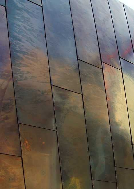 Interior Metal Cladding by Best 25 Exterior Cladding Ideas On Wooden Cladding Wood Cladding Exterior And