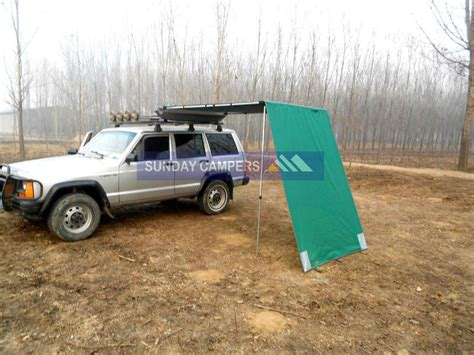homemade 4wd awning 2 5m x 2m 4wd side rear awning 4x4 id 8961253 product