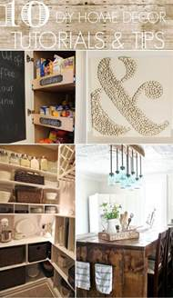 Diy Home Decor by 10 Diy Home Decor Tutorials Amp Tips Home Stories A To Z